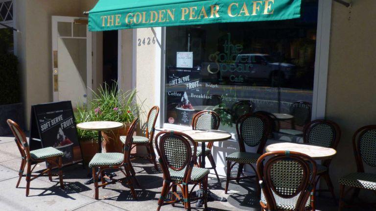 The Golden Bear Cafe
