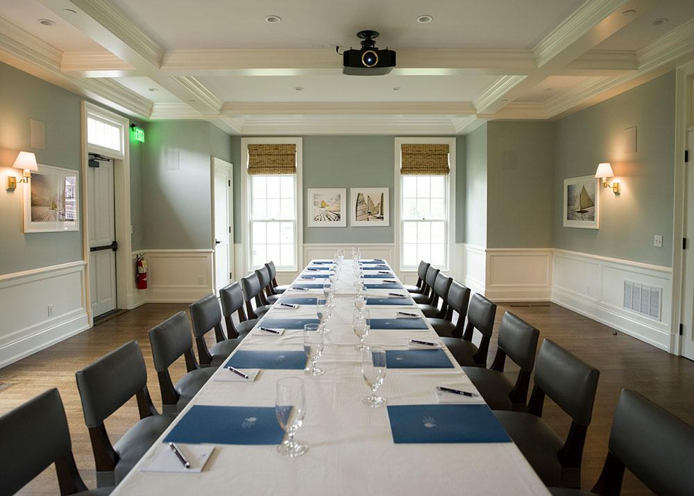 Quogue Club Meeting Room